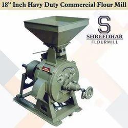 Mini Commercial Flour Mill Machine