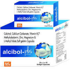 L-Methyl Folate Soft Gelatin Capsules
