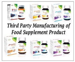 Third Party Manufacturing of Food Supplement Product