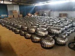 Aluminum Air Ventilators, Automatic Grade: Automatic, For Heat & Smoke Exhaust