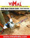 One Man Chain Saw Machine - Super (Three Phase)