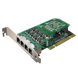 Sangoma 4E1/T1 PRI Card (PCIe) NON LEC