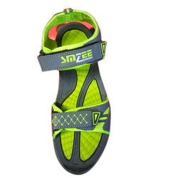 Green  Kids Sandal