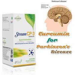 Curcumin For Parkinson's Disease Capsules