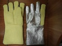 Aluminised Kevlar Gloves