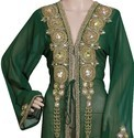 Tunisian Cultural Walima Gown Traditional Kaftan