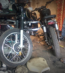 Antic Bike Repairing Service