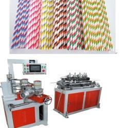 Paper Straw Making Machine - Drinking Paper Straw Making Machine