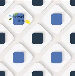 Marvel Porcelain 3d Floor Tiles, Thickness: 8 - 10 mm, Size: Large