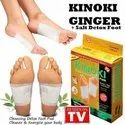 Kinoki Gold Cleansing Detox Cotton Foot Pad Kit, Unwanted Toxins Remover