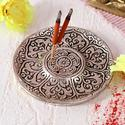 Round Incense Stick Platter