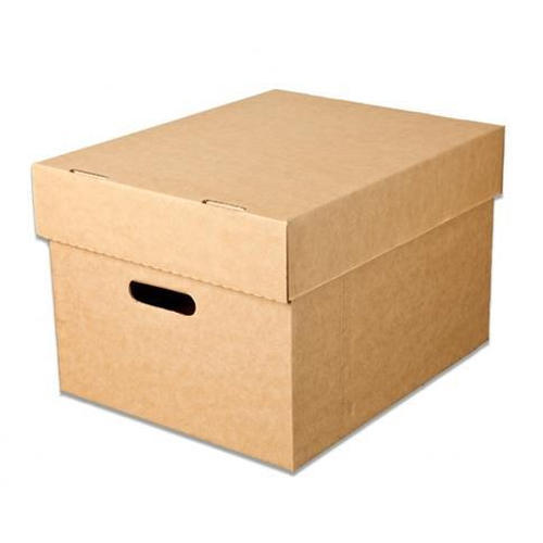 brown corrugated box at rs 45 kilogram cardboard boxes for