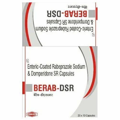 Berab-DSR Capsules