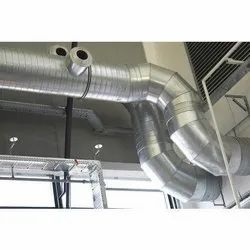 Stainless Steel AC Duct