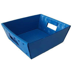 PP Corrugated Crate