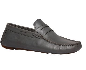 063c91d6416a4 Bata Men Grey Loafers F855212400, Size: 7, Rs 1999 /piece | ID ...