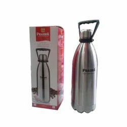 Stainless Steel Office Water Bottle, Capacity: 1500 Ml