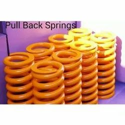 Pull Back Crusher Spring