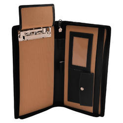 Susha Executive Cheque Book Holder - SS-1401 (Black)