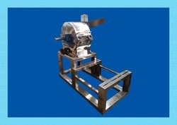Ginger & Garlic Paste Machine