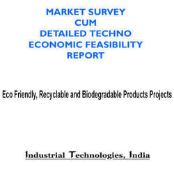 Eco Friendly, Recyclable and Biodegradable Products Projects