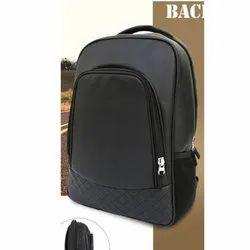 Criss Cross Full PU Backpack Bag