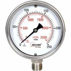 Micro Pressure Gauge