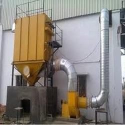 Dust Collector System for Pharma Industry