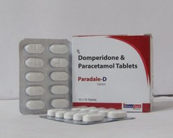 Paracetamol 325mg, Domperidone 10mg Tab (Uncoated) (Blister)