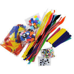 Sheetal Craft Art And Craft Material For Children Pack Type Packet