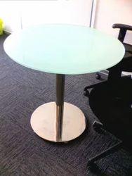 Center Pillar Brief Meeting Table Frames