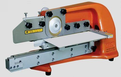 Non-Electric V-Cut PCB Separator - Kyoritsu Electric India