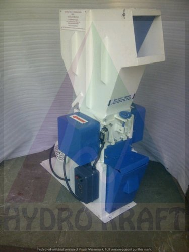 HydroKraft Cam Type Blade PET Bottle Crushing Machine