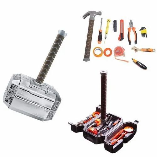 Cleversion Thor Hammer Tool Set Durable Long Lasting Chrome Finish Tools With Thor Hammer Case At Rs 1650 Piece Anand Koliwada Thane Id 21804396462