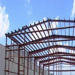 Industrial Projects Prefab Steel Building