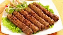 Chicken Seekh Kabab, Packaging Type: Packet