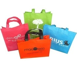 Maruthi Plastics Printed Carry Bags