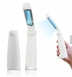 Foldable UV Sterilizer Wand - Your Travel Sanitizer Companion - Carry while on travel and in office