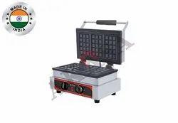 Akasa Indian Waffle Maker - 3 Rectangular