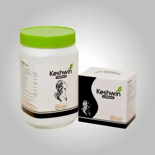 Ayurvedic Keshwin Anti Hair Fall Capsules