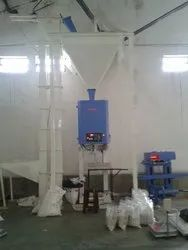 Rice Filling Machine- Single Header : Capacity: 5-50 Kg ( 100 Kg Optional )
