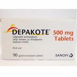 Depakote Divalproex Tablets