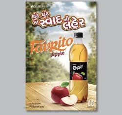 200ml Apple Juice Drink, Packaging Size: 200ml