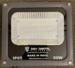 50W LED Flood Lights - Dura Slim