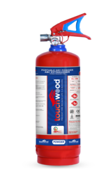 2 Kg ABC Stored Pressure Fire Extinguisher