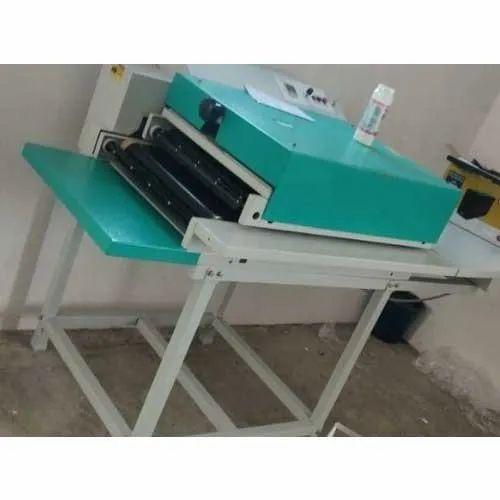 Automatic Conveyor Fusing Machine