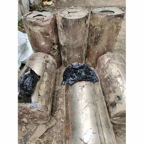 Natural Bitumen Tar Coal, Packaging Type: Drum