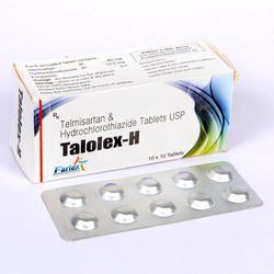 Telmisatran 40mg And Hydrochlorothiazide 12.5 Mg Tablets
