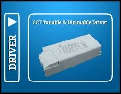 24 Watt Smart Driver (CCT Tunable & Dimmable Driver Bluetooth & WiFi Type)