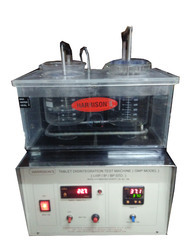 Disintegration Test Apparatus Double Basket Model